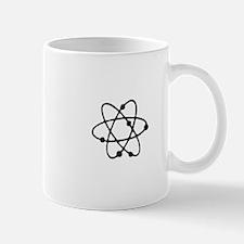 Atom Symbol Mug