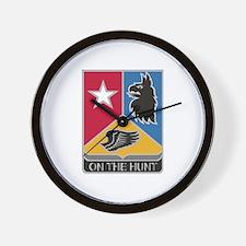 DUI-71st Battlefield Surveillance Bde Wall Clock