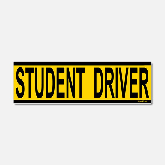 student driver car accessories auto stickers license plates more cafepress. Black Bedroom Furniture Sets. Home Design Ideas