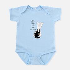 Aim High Infant Bodysuit