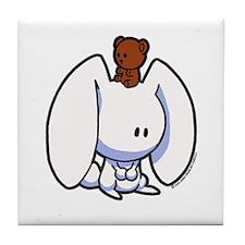 Plume & Teddy Tile Coaster