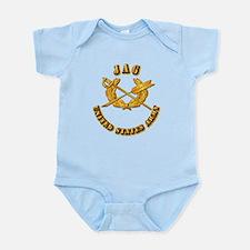 Army - JAG Infant Bodysuit