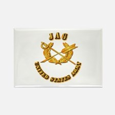 Army - JAG Rectangle Magnet