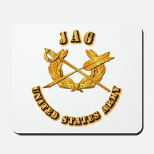 Army - JAG Mousepad