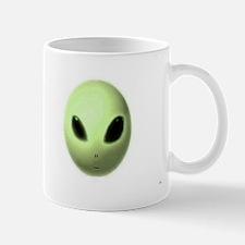 Jmcks Alien Head Mug