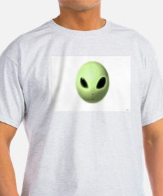 Jmcks Alien Head T-Shirt