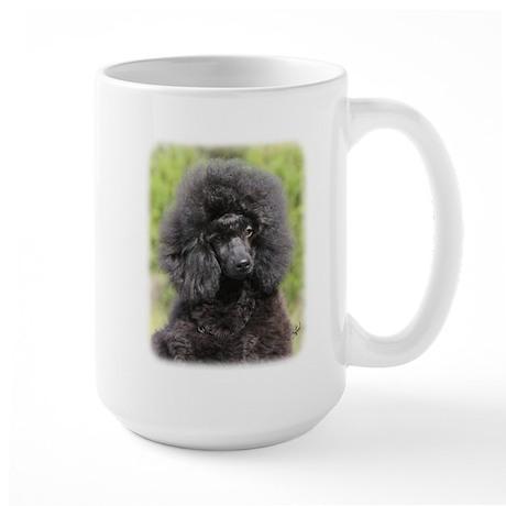 Poodle 9Y788D-043 Large Mug