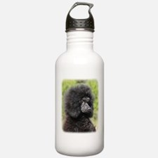 Poodle 9Y788D-048 Sports Water Bottle