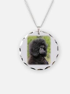 Poodle 9Y788D-048 Necklace