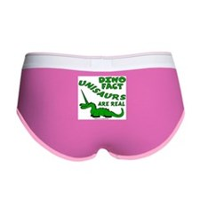 UNISAURS ARE REAL Women's Boy Brief