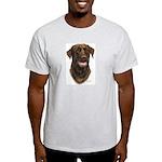 Chocolate Labrador Retriever Light T-Shirt