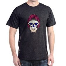 Blood Of The Reaper Black T-Shirt