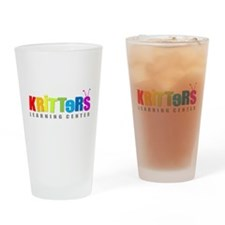 Kritters Drinking Glass