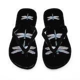 Dragonflies Flip Flops