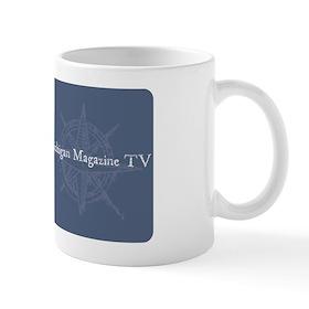 Michigan Magazine TV Mugs