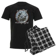 Dad hunting legend Pajamas