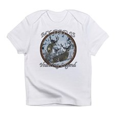 Dad the hunting legend Infant T-Shirt