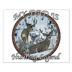 Dad the hunting legend Posters