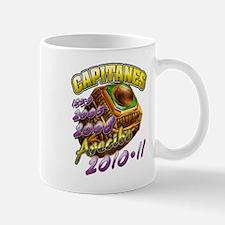 Capitanes 2011 Mug