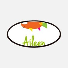 Aileen is a Big Fish Patches