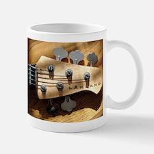 Lakland Bass Headstock Mug