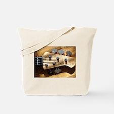 Lakland Bass Headstock Tote Bag