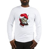 Christmas cats Long Sleeve T-shirts