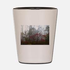 .foggy sumac. II Shot Glass