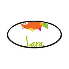 Lara is a Big Fish Patches