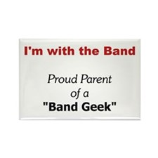 Proud parent of band geek Magnets