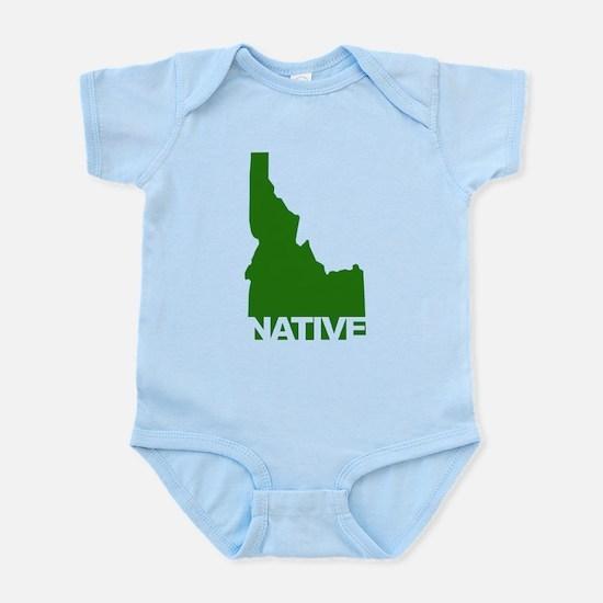 Idaho Native Body Suit
