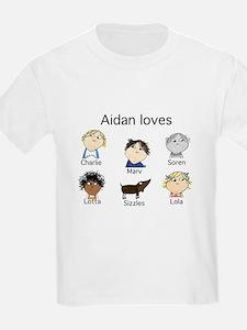 Unique Aidan T-Shirt