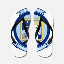 VA-163 Saints Flip Flops
