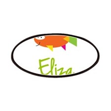 Eliza is a Big Fish Patches