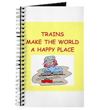 trains Journal