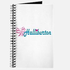 HALLIBURTON LOVE Journal
