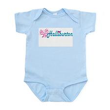 HALLIBURTON LOVE Infant Creeper
