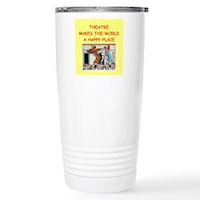 theater Travel Coffee Mug