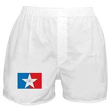 San Antonio Flag Boxer Shorts