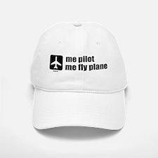 Me Pilot, Me Fly Plane Cap