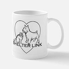 Shelter Link Logo Mug
