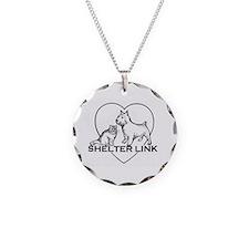 Shelter Link Logo Necklace