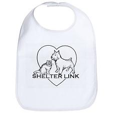 Shelter Link Logo Bib
