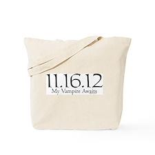 Vampire Waits Tote Bag