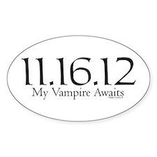 Vampire Waits Decal