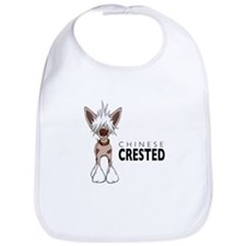 Chinese Crested Bib