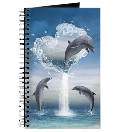 The Heart Of The Dolphins Journal