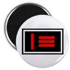 Master/slave flag Magnet