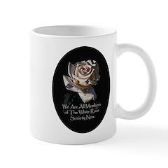 THE WHITE ROSE SOCIETY Mug