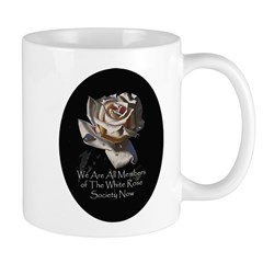 THE WHITE ROSE SOCIETY Mug